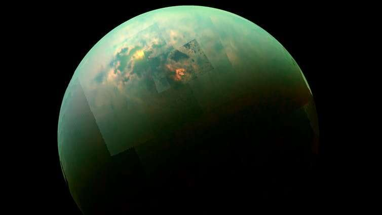 Flying on Saturn's moon Titan: what we could discover with NASA's new Dragonfly mission