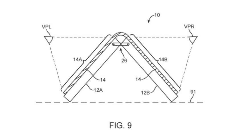 Foldable wars? New patent filing suggests that Apple is readying a 'foldable' iPhone