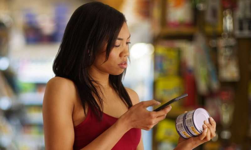 Food label nutrition facts matter to you, but don't tell you much about your gut microbes