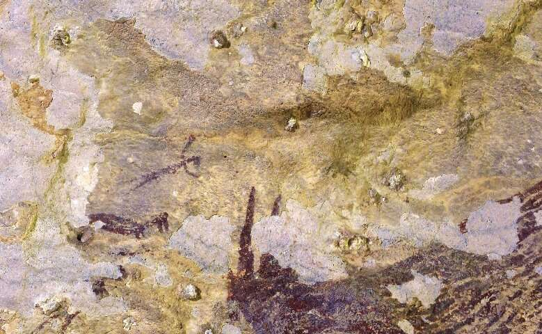 Lukisan tertua di dunia