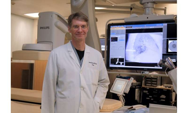 Free lung cancer screening program builds valuable relationships with patients