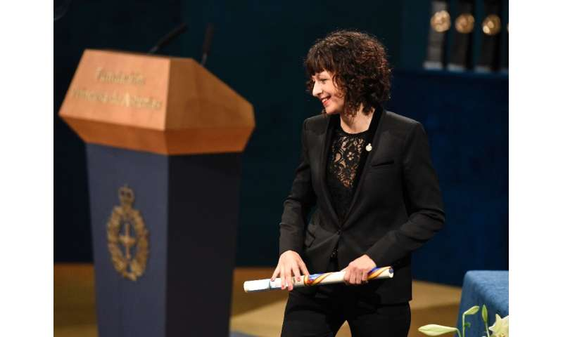 French geneticist Emmanuelle Charpentier, one of Crispr's inventors, doesn't believe in the more dystopian scenarios that have b
