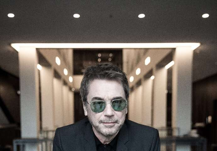 French musician Jean-Michel Jarre sees the Apollo 11 mission as marking the start of the conquest of space and also the birth of