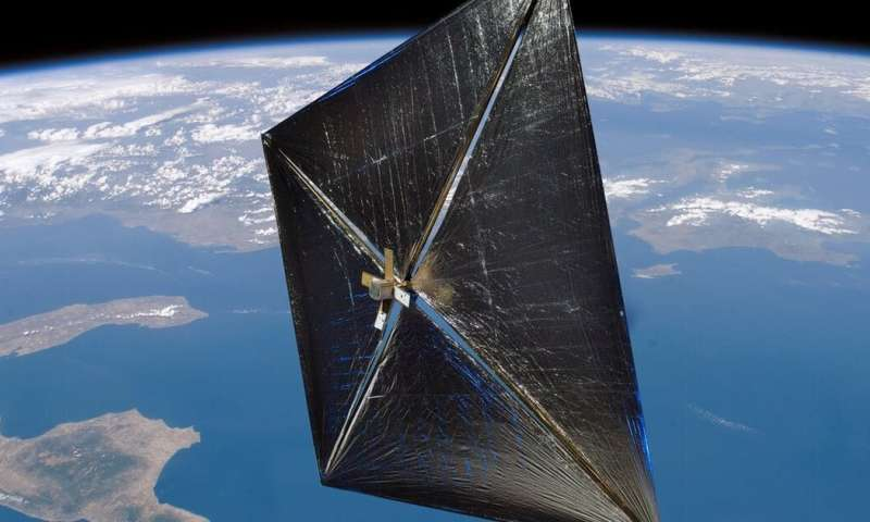 From miniature satellites to giant sun shields – the extreme technology transforming space engineering