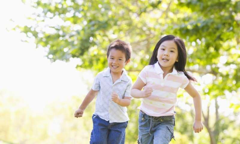 From obesity to allergies, outdoor play is the best medicine for children