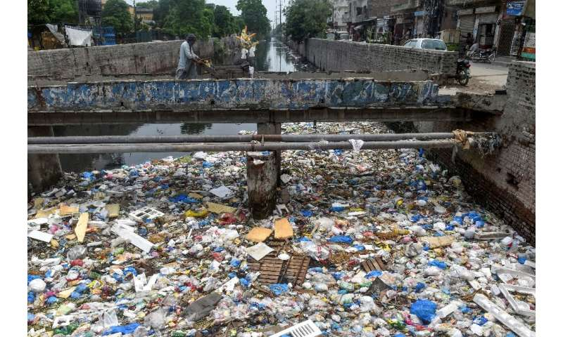From the once pristine rivers of Hindu Kush to the slums of Islamabad, Pakistan is being smothered by plastic due to a lack of p