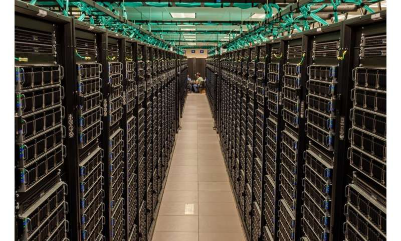 Frontera named 5th fastest supercomputer in the world