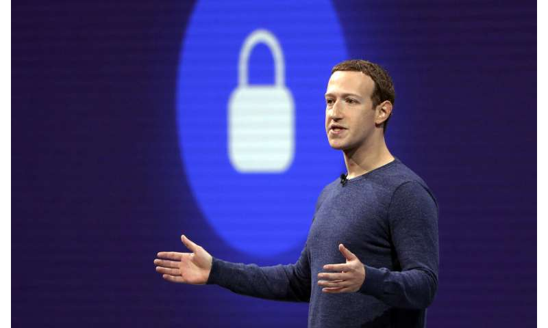FTC fines Facebook $5B, adds limited oversight on privacy