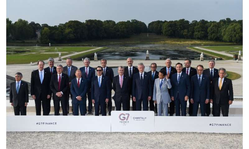 G7 ministers reached consensus on steps towards taxing the digital giants amid differences between the US and France and Britain