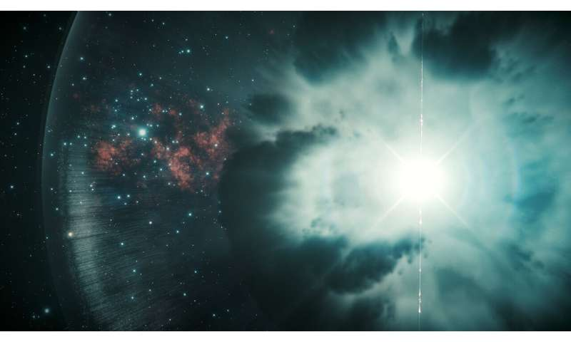 Gamma-ray bursts with record energy