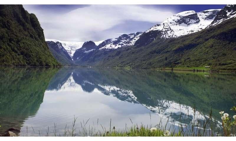 Genomics provides evidence of glacial refugia in Scandinavia