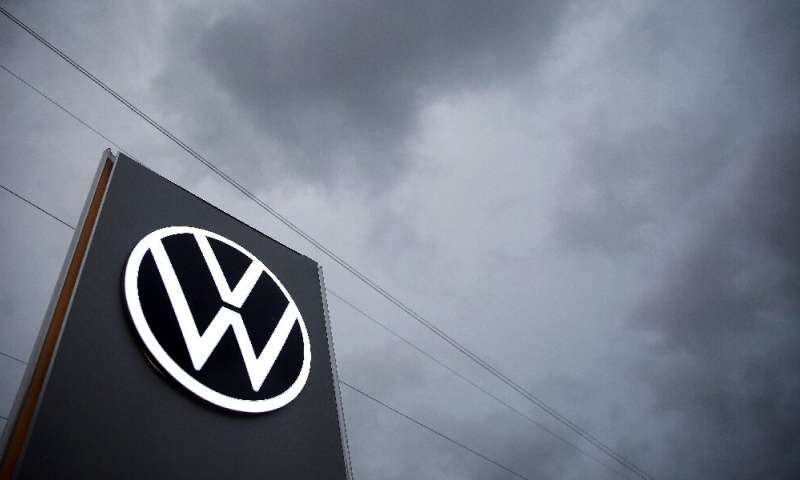 """German car maker Volkswagen (VW) faces compensation demands from around 90,000 drivers in Britain in connection with the """"d"""
