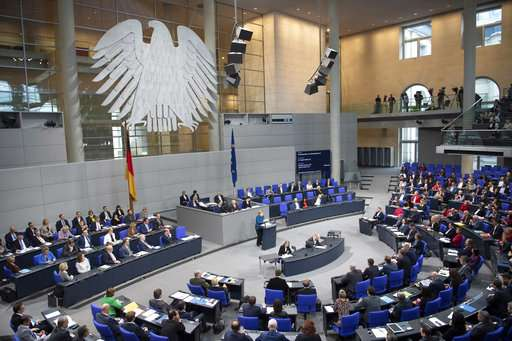 German politicians' data posted online, govt probes source