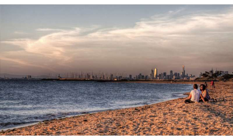 Girt by sea, Australia faces serious climate challenge