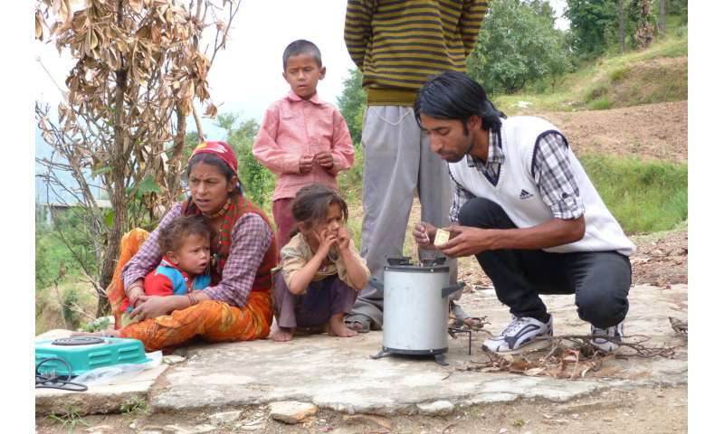Giving rural Indians what they want increases demand for cookstoves