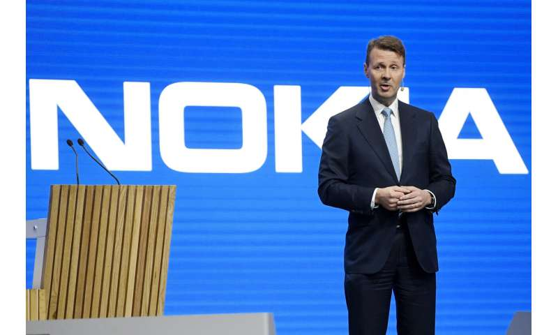 Global caution over 5G puts pressure on Nokia