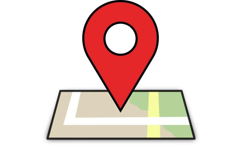 Denver airport drivers get stuck in mud using Google Maps on denver on map, denver maps by neighborhood, denver art museum map, denver city street map,