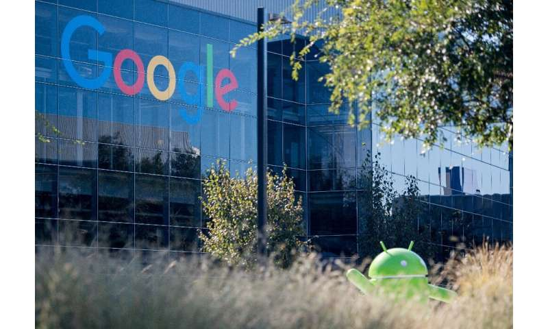 Google's Android domintes the market, running most smartphones in the world