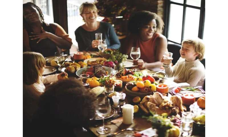 Got chronic heartburn? easy does it during the thanksgiving feast