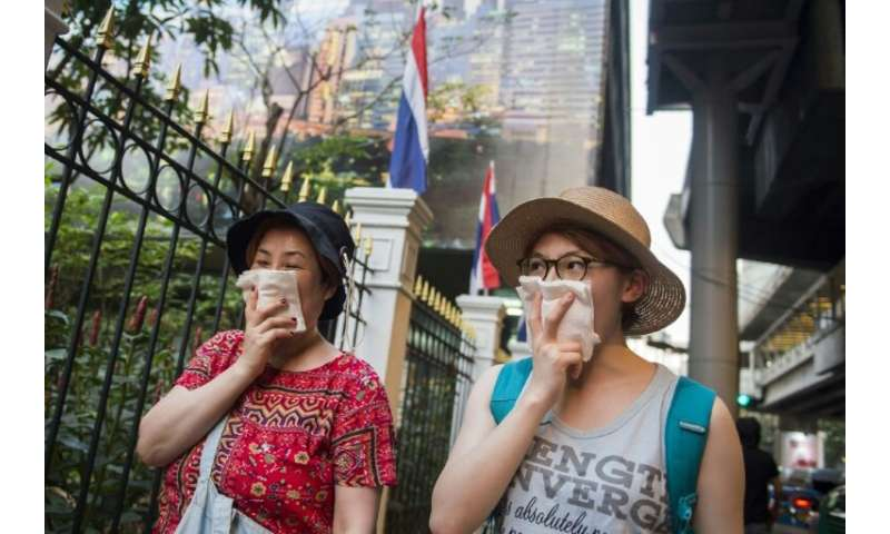Government measures to combat the smog have drawn derision from many residents, while stocks of pollution masks have run out in