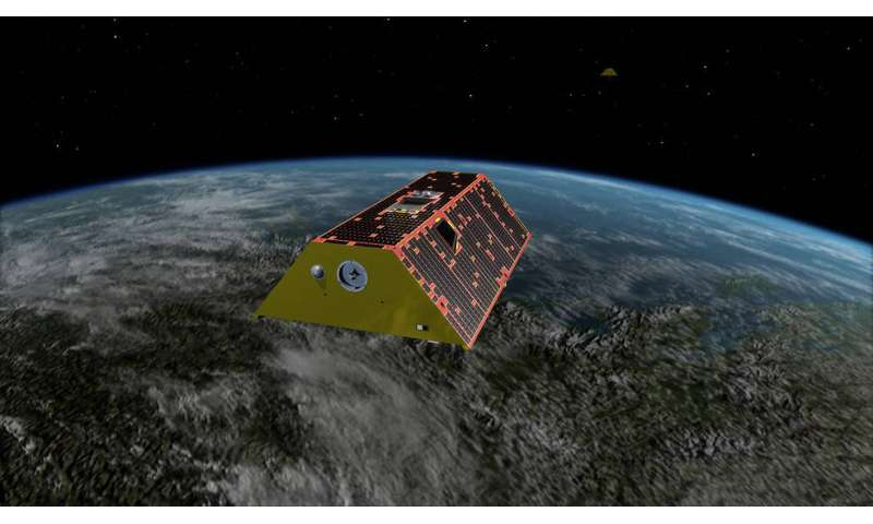 GRACE data contributes to understanding of climate change