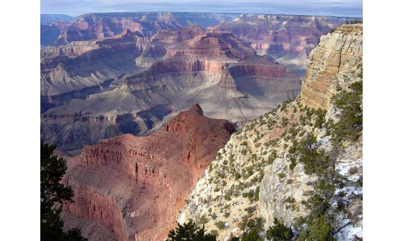 Grand ideas, global reverberations: Grand Canyon at its 6 millionth anniversary