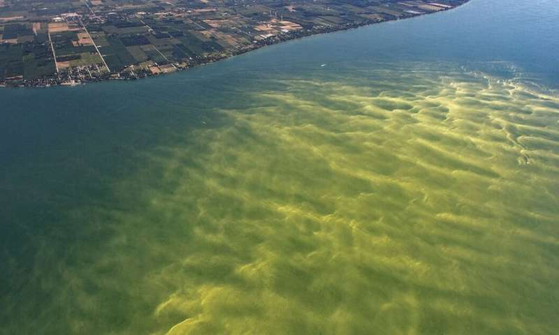 Great Lakes waters at risk from buried contaminants and new threats