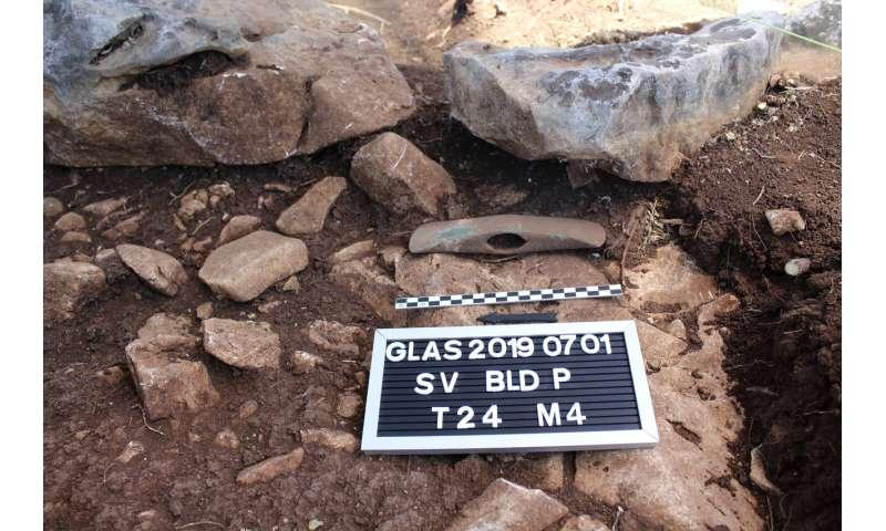 Greece: New bid to understand prehistoric engineering feat