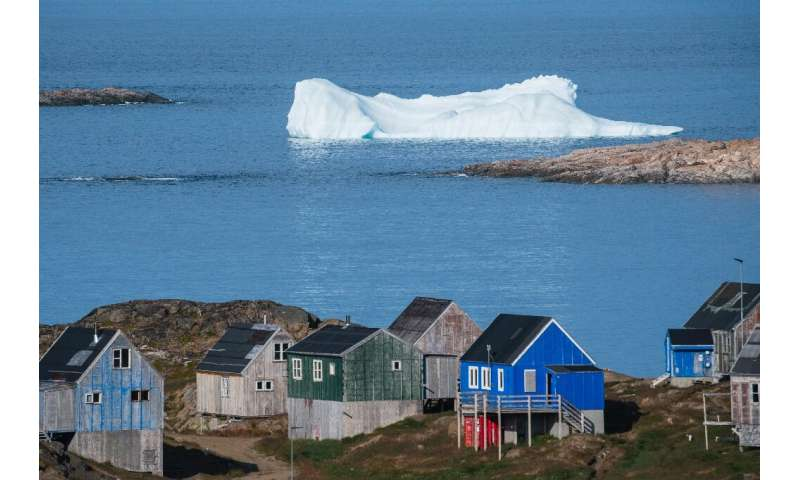 Greenland's economy depends heavily on subsidies paid by Copenhagen