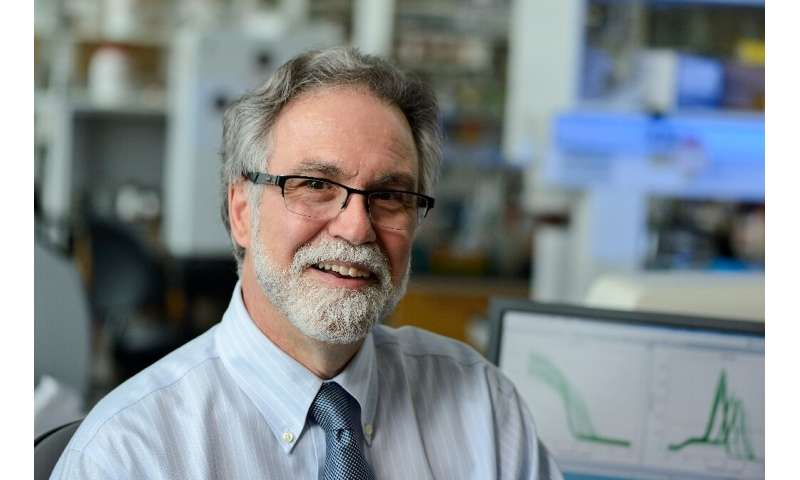 Gregg Semenza, 63, is director of the Vascular Research Program at the Johns Hopkins Institute for Cell Engineering
