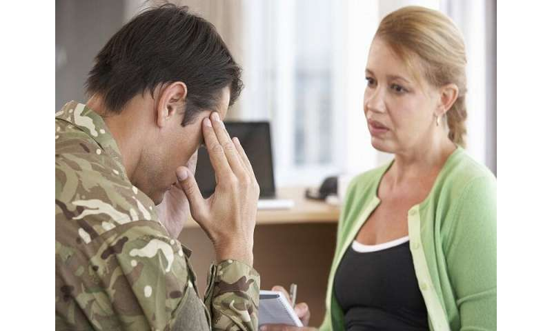 Guidelines developed for reducing suicide in veterans