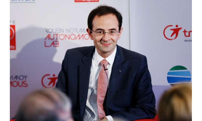 Hadi Zablit has been chosen as the secretary general of the Renault-Nissan-Mitsubishi auto alliance