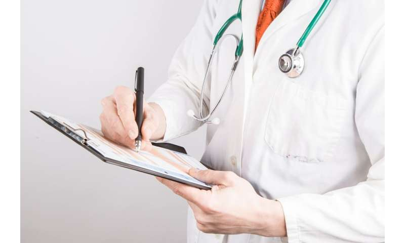 Half of content in physicians' notes may be inaccurate, study finds