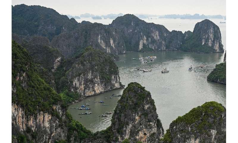 Ha Long Bay is one of the country's top draws