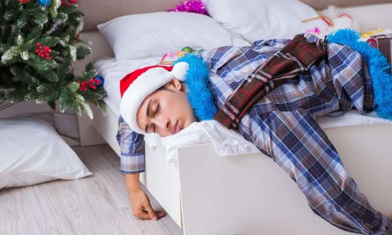 Hangovers: this is what happens to your body when you've had one too many