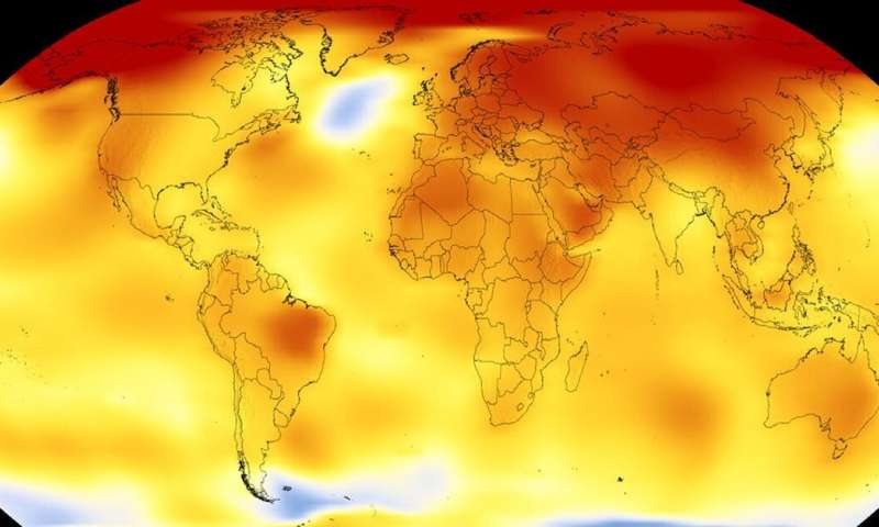 Heatwave: think it's hot in Europe? The human body is already close to thermal limits elsewhere
