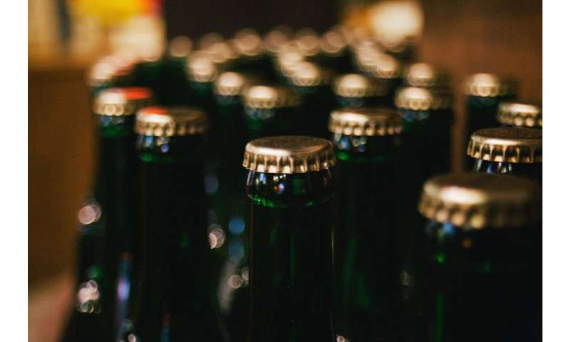 Heavy drinkers consuming more than half of all alcohol