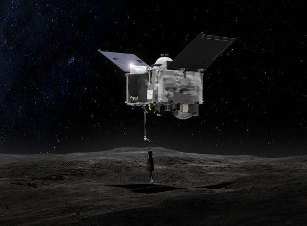 Help NASA asteroid mission choose sample site using PSI's CosmoQuest