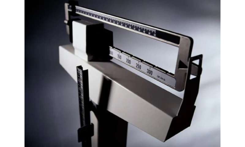 High BMI, weight gain linked to lasting decrease in ALS risk