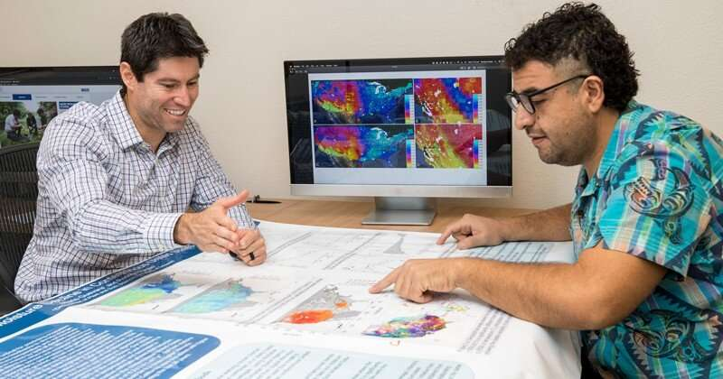 High-def mapping of moisture in the soil
