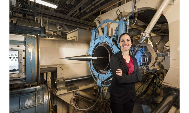 High-speed experiments improve hypersonic flight predictions
