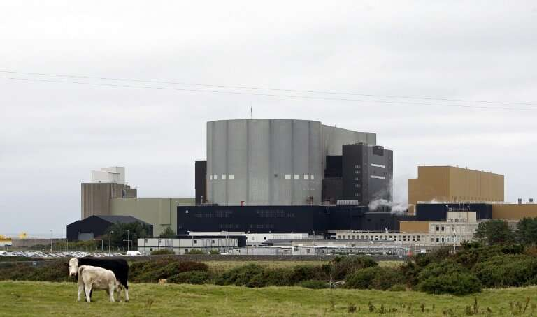 Hitachi had planned to build a new plant next to the decommissioned Wylfa Nuclear Power Station (pictured)