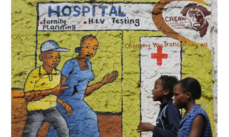 HIV in Kenya—high risk groups aren't getting the attention they need