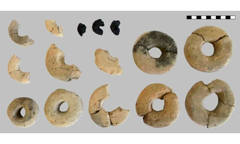 Hoard of the rings: Unusual rings are a novel type of Bronze Age cereal-based product