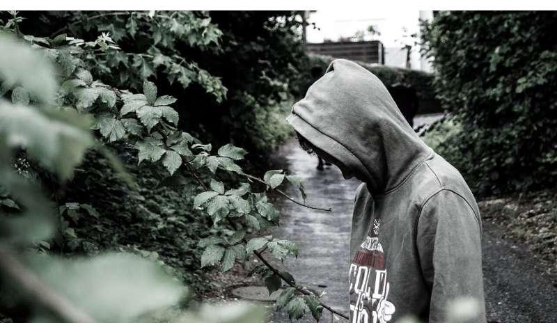 homeless teen