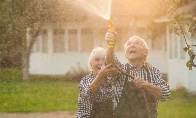 Hot and bothered: heat affects all of us, but older people face the highest health risks