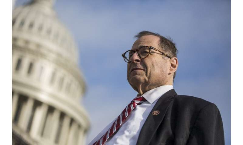 House Judiciary Committee chairman Jerrold Nadler said documents being sought from Big Tech firms would enable the panel to move
