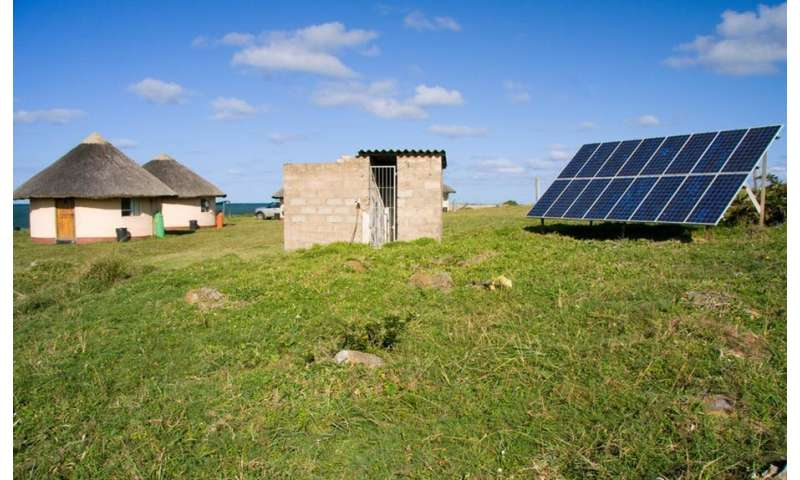 How technology could help rural South Africa turn sunshine into income