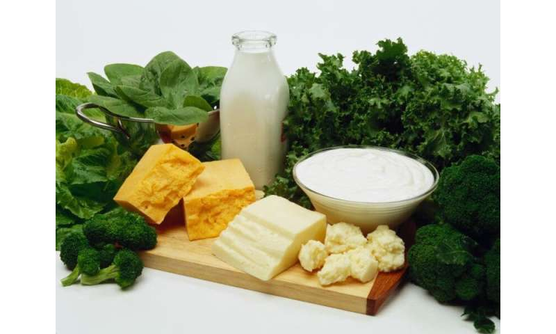How to get your calcium if you're lactose-intolerant