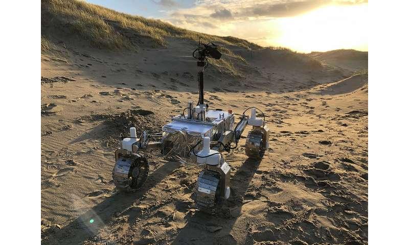 How to keep lunar samples safe